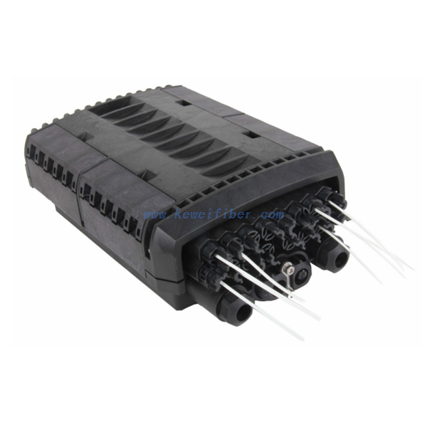optical FTTH cable splice closure