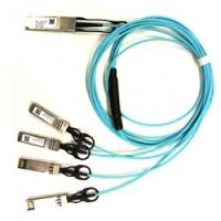 40G QSFP+ to 4X 10G SFP + Fan-Out Active Optical Cable(AOC)