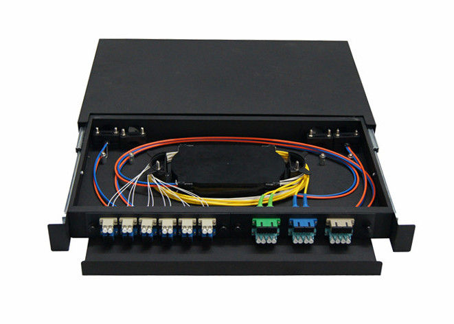 sliding type patch panel for Lan Network