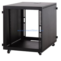 Wall mount rack cabinet
