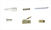 LC/PC MM Simplex 0.9mm connector kit