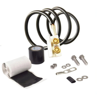Bolt-on Grounding Kit for LMR400 Coaxial Cable