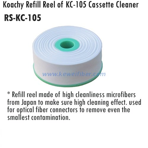 Koachy High Performance Connector Cassette Cleaner KC-105
