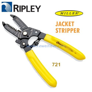 Miller 721 Fiber Optic Jacket Stripper Miller 721 Fiber Optic Jacket Stripper