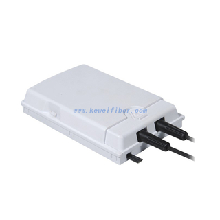FTTH wall outlets with best solution