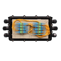 PLC type fiber splice box